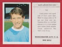 Manchester City Mike Doyle 141